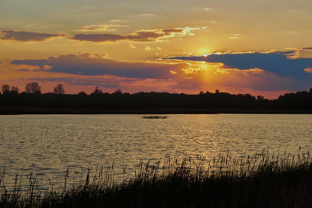 Orange County's beautiful lakes